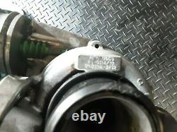 09 Astra H Zafira B Corsa C Turbo Charger 1.7 CDTI & Exhaust Manifold 8981023712