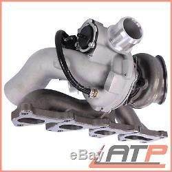 1x Exhaust Turbocharger Opel Vauxhall Astra Mk 4 G 5 H Vx220 Zafira 1 A 2 B