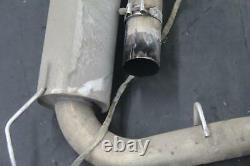 2007 VAUXHALL ASTRA VXR 1998cc Petrol PIPER EXHAUST SYSTEM