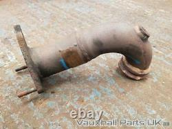 2007 Vauxhall Astra H Mk5 1.9 Z19dth Cat Back Stainless Exhaust