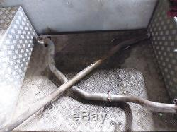 2007 Vauxhall Astra Mk5 H Coupe 1.9 Diesel Straight Pipe Exhaust