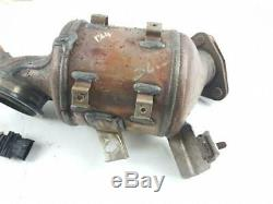 2011 On MK6 Vauxhall Astra J EXHAUST CAT CATALYTIC CONVERTER 1.4 Petrol A14NEL