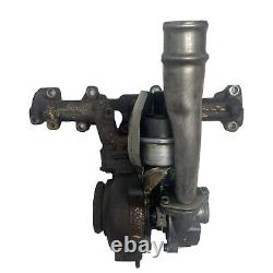 2013 Astra J 1.3 Cdti A13dte Turbo Turbocharger & Exhaust Manifold 5435101487a