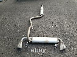 2017 Vauxhall Mk6 J Astra Exhaust System, 2.0 Petrol, Only 1,583 Miles
