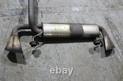 Astra J VXR GTC Exhaust system