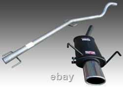 Astra Mk5 Hatch 1.7 CDTi SRi SXi Sportex Exhaust plus Race Tube System Oval