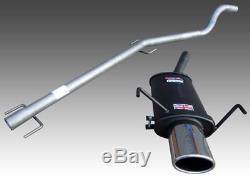 Astra Mk5 Hatch 1.9 CDTi SRi SXi Sportex Exhaust plus Race Tube System Oval