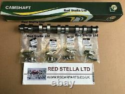 BGA Exhaust Camshaft 8x Rocker Arms Kit for OPEL VAUXHALL 1.2 L 1.4 L Petrol