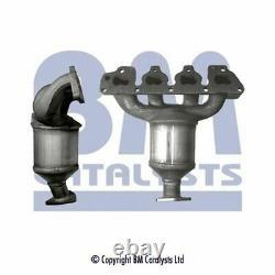 BM Catalysts Exhaust Catalytic Converter BM91020 Fits OPEL