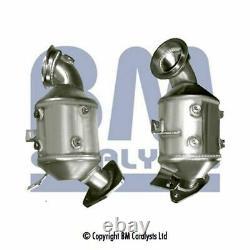 BM Exhaust Catalytic Converter BM91720H Fits OPEL (Inc Fitting Kit)