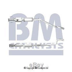 BM Premium Exhaust Catalytic Converter + DPF Filter BM11076H 3 YEAR WARRANTY