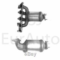 BM91021H Catalytic Converter VAUXHALL ASTRA 1.8i 16v Mk. 4 (Z18XE Z18XEL engs) 9