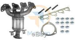BM91379H Exhaust Approved Petrol Catalytic Converter +Fitting Kit +2yr Warranty