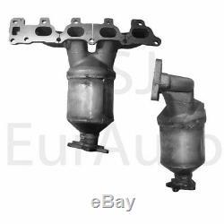 BM91500H Catalytic Converter VAUXHALL ASTRA 1.6i 16v Z16XEP eng c/n 62/65/680