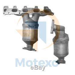 BM91500H VAUXHALL MERIVA 1.6i 16v 1/06-10/09 Exhaust Mani Catalytic Converter