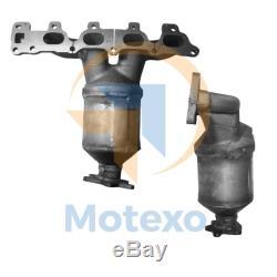 BM91500H VAUXHALL VECTRA 1.6i 16v 1/06-7/08 Exhaust Mani Catalytic Converter