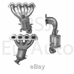 BM91598H Catalytic Converter VAUXHALL ASTRA 1.8i 16v Mk. 5 (Z18XER engine) 10/05