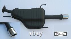 Back Box Exhaust Rear Silencer VAUXHALL OPEL ASTRA G 1.6 1.8 2.0 2.2 BERTONE