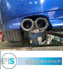 Bmw Z4 Stainless Steel Backbox Delete Custom Exhaust Supply And Fit