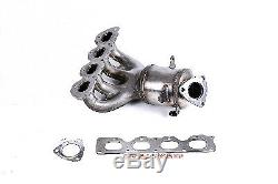 Catalytic Converter / Cat Type Approved Oem Quality For Vauxhall Vx6080t