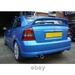 Cobra Sport Astra GSI MK4 Exhaust System 2.5 Stainless Cat Back Resonated -VX52