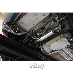 Cobra Sport Astra GTC J 1.6T Cat Back Exhaust System Stainless Non Res VX32