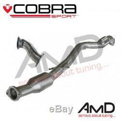 Cobra Sport Astra J GTC 1.6T Pre Cat Delete Sport Cat Downpipe and Sport Cat