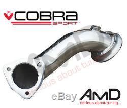 Cobra Sport Astra SRi H 2.0T Precat Delete 2.5 Bore Downpipe Decat Exhaust