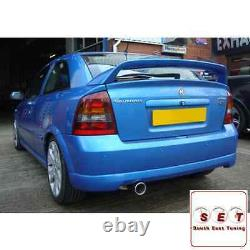 Cobra Sport Vauxhall Astra G Coupe Turbo Resonated Sports Cat Exhaust 3