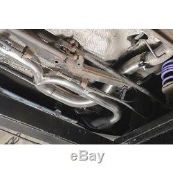 Cobra Sport Venom Exhaust Vauxhall Astra J VXR (VX28)