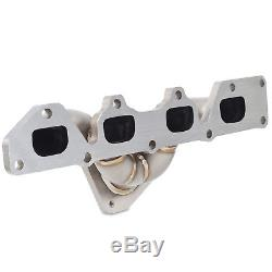DIRENZA 3mm STAINLESS EXHAUST MANIFOLD FOR VAUXHALL OPEL ASTRA J MK6 GTC 2.0 VXR