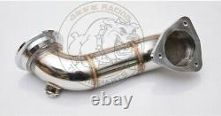 Decat Exhaust Downpipe For Vauxhall Opel Astra H Mk5 Vxr