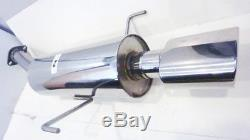 Direct Fit Vauxhall Astra 1.6 Turbo Stainless Exhaust
