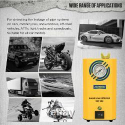 EVAP Machine Fuel Pipe Exhaust Intake System Leak Detector Locator Diagnostic