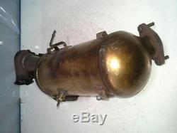 EXHAUST PARTICULATE FILTER Astra 2010 To 2015 Vauxhall Astra ES 1.3 5075084