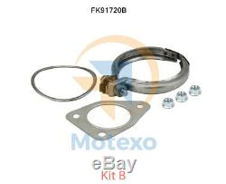 Exhaust Catalytic Converter OPEL ASTRA J 1.4T (A14NEL A14NET Euro 5) 12/09