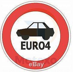 Exhaust Catalytic Converter OPEL ZAFIRA B 1.6 Z16XEP 7/2005 / EURO 4