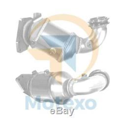 Exhaust Catalytic Converter OPEL ZAFIRA B 1.9 CDTi DPF Models (Z19DTH) 7/05