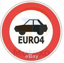 Exhaust Catalytic Converter SUZUKI CARRY 1.3 G13BB 5/2001 / EURO 4
