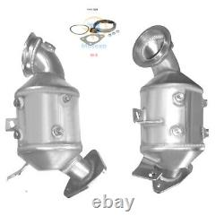 Exhaust Catalytic Converter VAUXHALL ASTRA Mk. 6 1.4T A14NEL A14NET Euro 5 12/09
