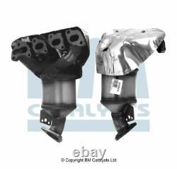 Exhaust Catalytic Converter VAUXHALL CORSA D 1.2i 16v Mk. 3 (A12XER eng) 10 -14
