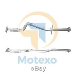Exhaust Connecting Pipe OPEL ASTRA J 1.4T A14NET B14NET 1/12- c/n from D0000001