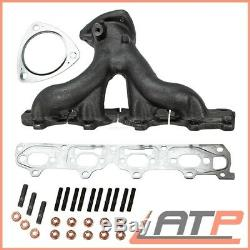 Exhaust Manifold + Assembly Kit Vauxhall Vx220 Zafira A Mk 1 B Mk 2