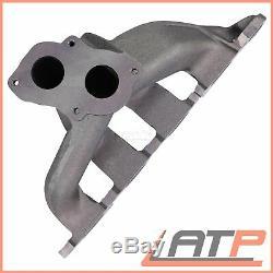 Exhaust Manifold + Assembly Kit Vauxhall Zafira A Mk 1 1.8 16v