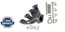 Exhaust Manifold/Exhaust Manifold for Vauxhall Astra F+G 1.4, 1.6, Built 91 01
