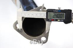 Exhaust Pre Cat Delete & Downpipe For Vauxhall Astra G Mk4 Gsi Mk5 Vxr 2.0