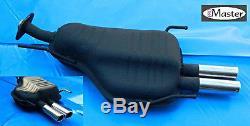 Exhaust Rear Silencer Muffler VAUXHALL OPEL ASTRA G 1.6 1.8 2.0 2.2 HATCHBACK