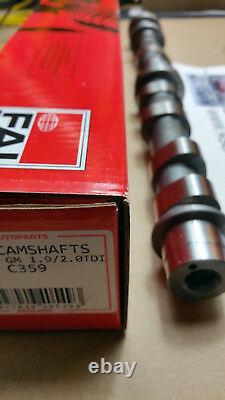FAI EXHAUST INLET CAMSHAFTS SAAB 9-3 9-5 TID TTiD Z19DTH A19DTR 1910CC