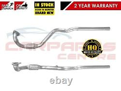 For Vauxhall Astra H Mk5 1.6 Z16xep 2004-2008 Exhaust Front Pipe & Flexi Flexy