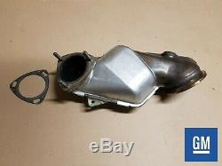 GENUINE GM Vauxhall Astra H / Zafira B 2.0L Exhaust Catalytic Converter 55559192